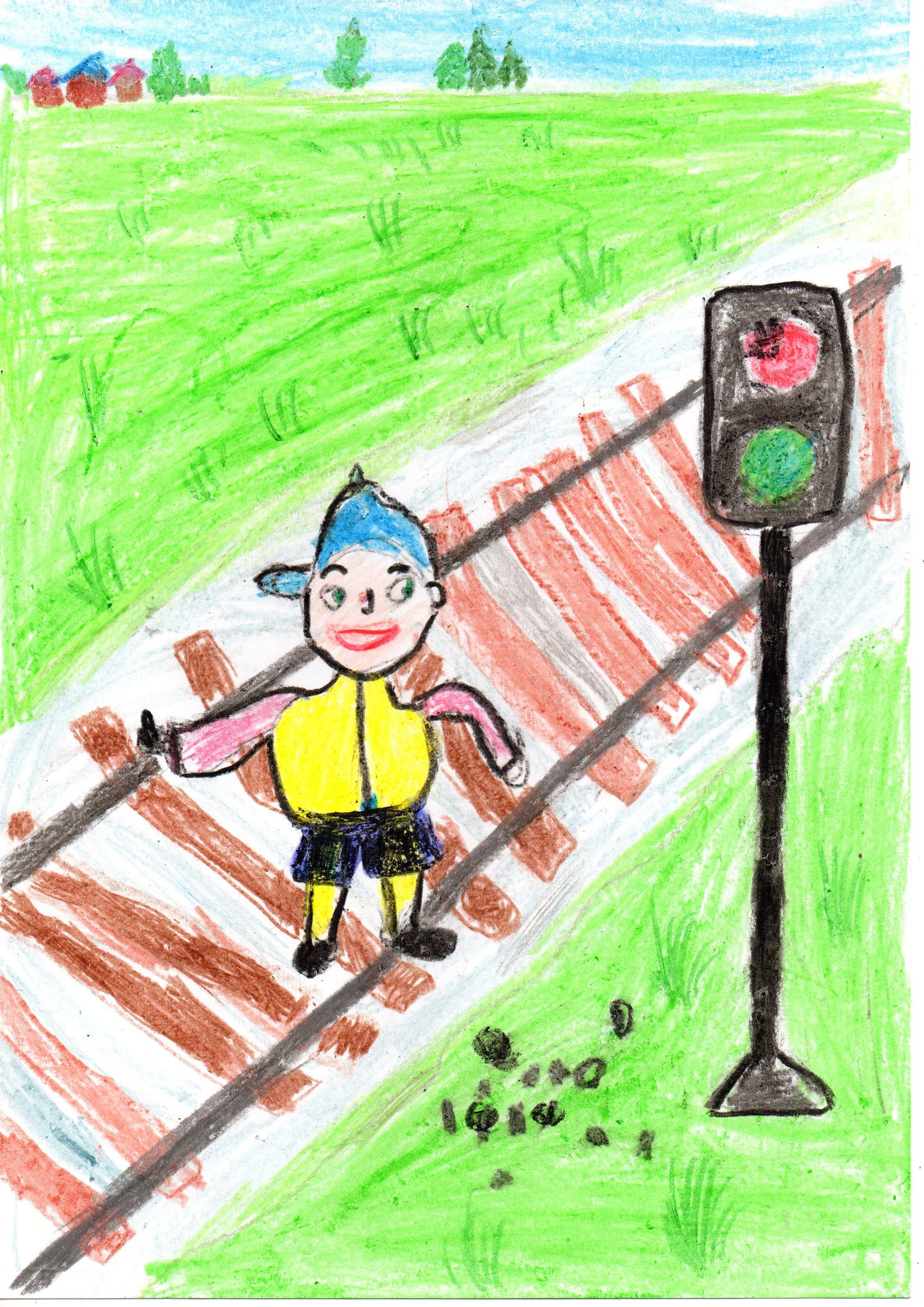 Картинки о железной дороге для детей